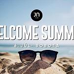 WELCOME SUMMER PARTY Jantár club Prievidza