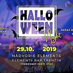 Halloween Night - Nádvorie Elements bar