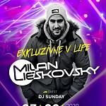 Life Music club Žilina - Milan Lieskovský